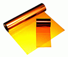 Film-Polyimide Backing Substrates